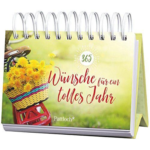 - 365 Wünsche für ein tolles Jahr - Preis vom 13.05.2021 04:51:36 h