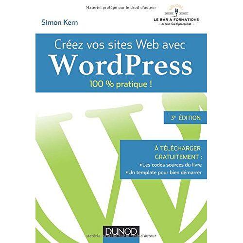 - Créez vos sites Web avec WordPress - Preis vom 19.01.2021 06:03:31 h