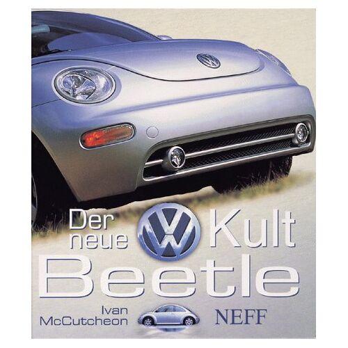 Ivan McCutcheon - Der neue Kult, VW Beetle - Preis vom 11.04.2021 04:47:53 h