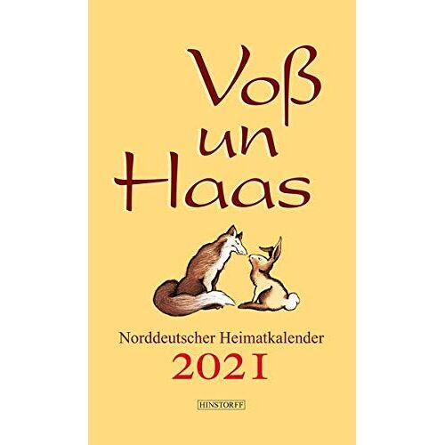 Hartmut Brun - Voß un Haas 2021 - Preis vom 05.05.2021 04:54:13 h