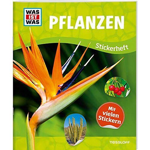 Sabine Schwertführer - WAS IST WAS Stickerheft Pflanzen: Über 150 Pflanzen, ihre Lebensräume, mehr als 100 Sticker - Preis vom 05.09.2020 04:49:05 h