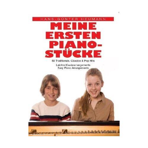 Hans-Günter Heumann - Meine ersten Pianostücke: Songbook für Klavier (Heumann) - Preis vom 16.05.2021 04:43:40 h