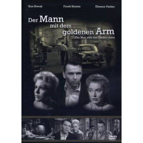 Leer - Der Mann mit dem goldenen Arm - Preis vom 26.02.2021 06:01:53 h