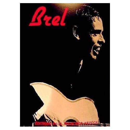- 12 Chansons de Jacques Brel. Gesang, Gitarre - Preis vom 16.01.2021 06:04:45 h