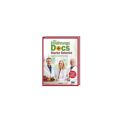 Dr. med. Matthias Riedl, Dr. med. Anne Fleck, Dr. med. Jörn Klasen - Die Ernährungsdocs - Starke Gelenke - Preis vom 07.09.2020 04:53:03 h