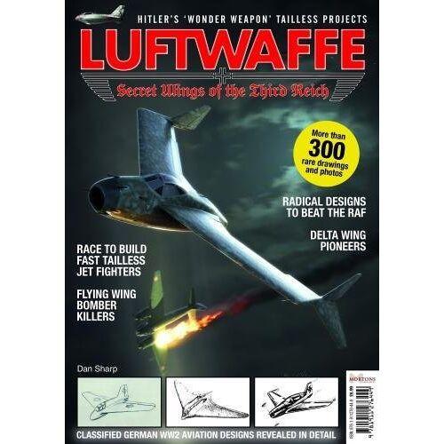 Dan Sharp - Luftwaffe - Secret Wings of the Third Reich 2017: Luftwaffe No 3 - Preis vom 14.01.2021 05:56:14 h