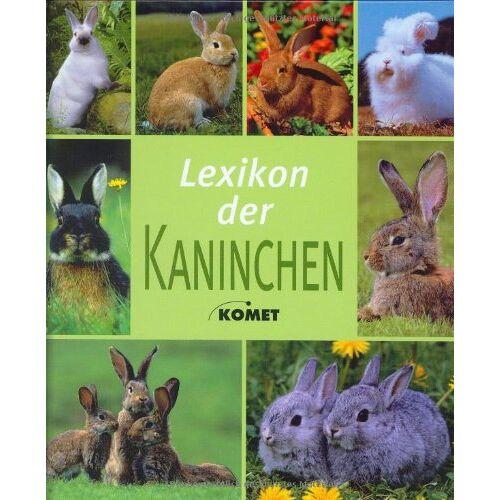 Heidrun Eknigk - Lexikon der Kaninchen - Preis vom 25.02.2020 06:03:23 h