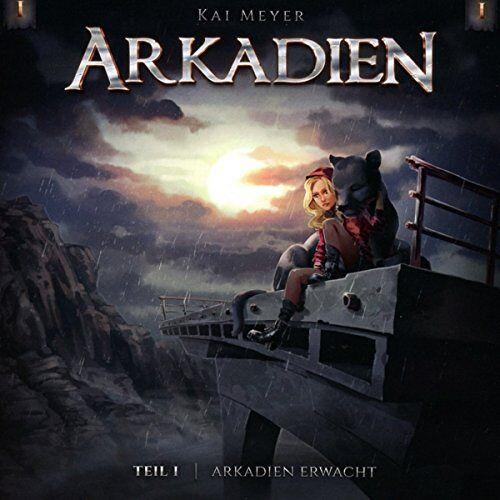 Kai Meyer - Arkadien 1-Arkadien Erwacht - Preis vom 25.02.2021 06:08:03 h