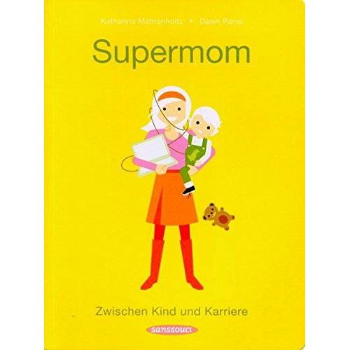 Katharina Mahrenholtz - Supermom - Preis vom 20.10.2020 04:55:35 h