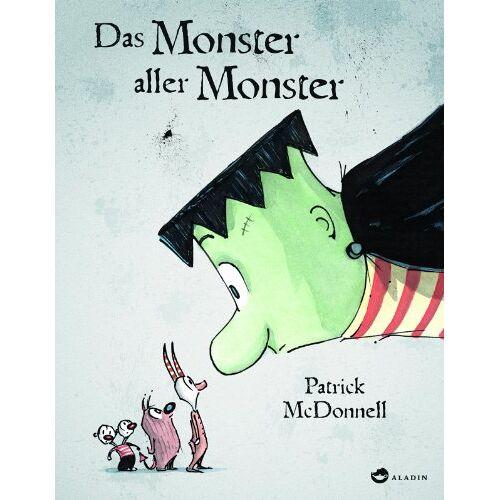 - Das Monster aller Monster - Preis vom 24.01.2021 06:07:55 h
