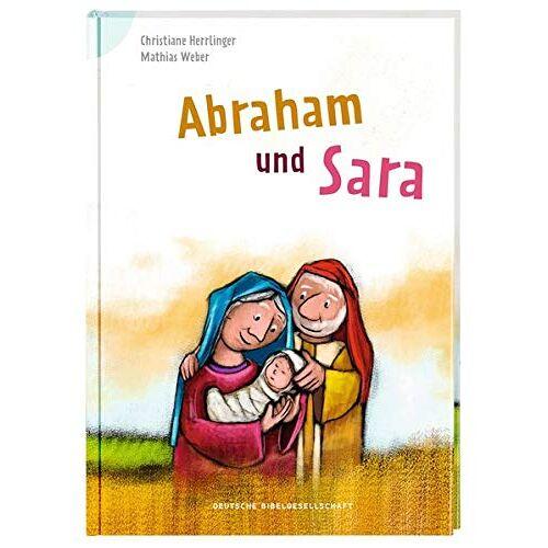 Herrlinger - Abraham und Sara: Bibelgeschichten für das erste Lesen (Bibelgeschichten für Erstleser) - Preis vom 09.05.2021 04:52:39 h