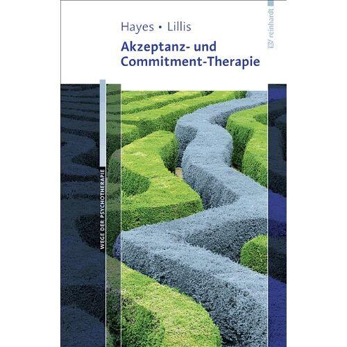 Hayes, Steven C. - Akzeptanz- und Commitment-Therapie - Preis vom 26.02.2021 06:01:53 h