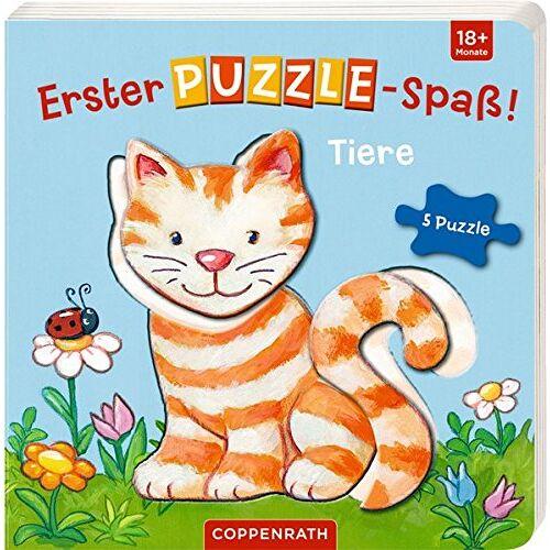- Erster Puzzle-Spaß! Tiere - Preis vom 04.12.2019 05:54:03 h