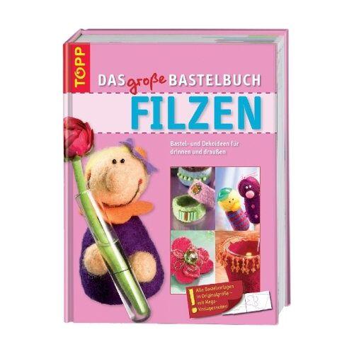 - Das große Bastelbuch Filzen: Nassfilzen, Nadelfilzen und mehr - Preis vom 21.01.2021 06:07:38 h