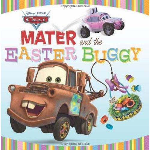 Disney Book Group - Mater and the Easter Buggy (Disney/Pixar Cars) - Preis vom 14.01.2021 05:56:14 h