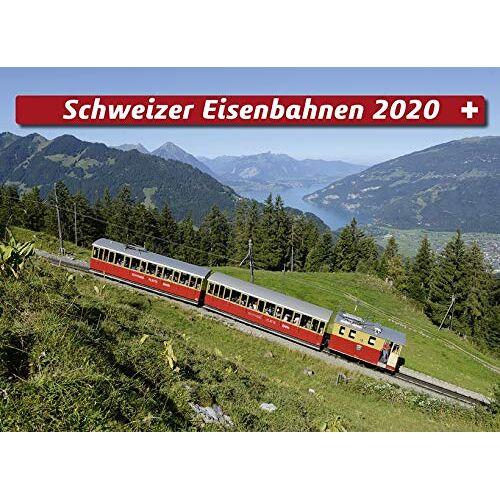 Calendaria AG - Schweizer Eisenbahnen 2021: Mit der Eisenbahn durch die Schweiz - Preis vom 03.05.2021 04:57:00 h