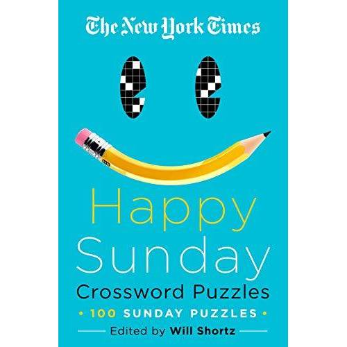 New York Times - The New York Times Happy Sunday Crossword Puzzles: 100 Sunday Puzzles - Preis vom 03.05.2021 04:57:00 h
