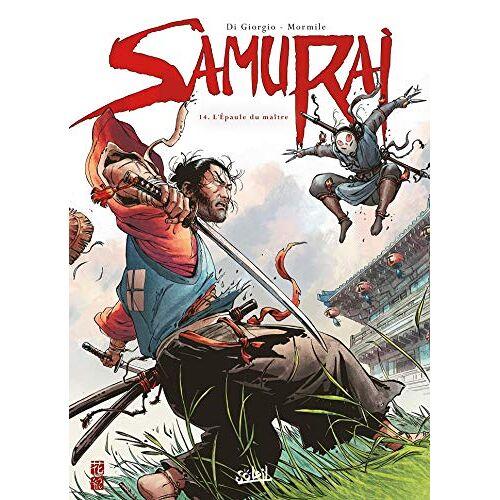 - Samurai T14: L'Épaule du maître (Samurai (14)) - Preis vom 16.01.2021 06:04:45 h