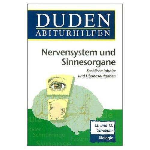 Wolfgang Lathe - Duden Abiturhilfen, Nervensystem und Sinnesorgane - Preis vom 11.05.2021 04:49:30 h