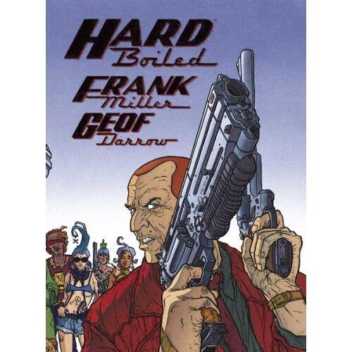 Frank Miller - Hard Boiled - Preis vom 20.10.2020 04:55:35 h