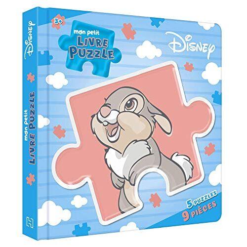 - DISNEY - Mon petit livre puzzle - 5 puzzles 9 pièces (Mon petit livre puzzle 9 pièces) - Preis vom 19.01.2021 06:03:31 h