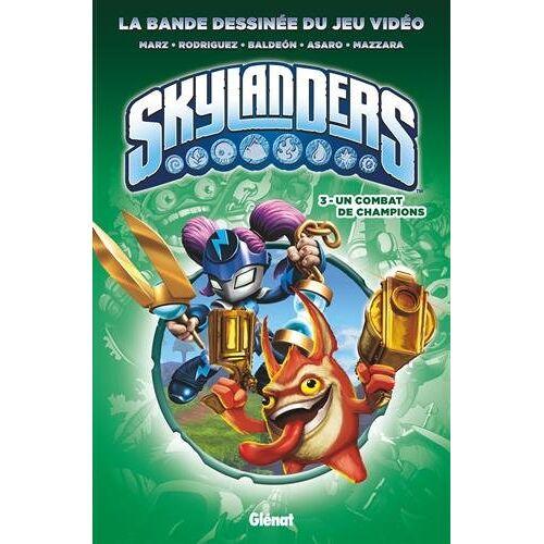 Ron Marz - Skylanders - Tome 03 : Un Combat de champions - Preis vom 12.05.2021 04:50:50 h