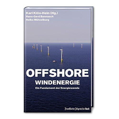 Hans-Gerd Bannasch - Offshore Windenergie: Ein Fundament der Energiewende - Preis vom 13.04.2021 04:49:48 h