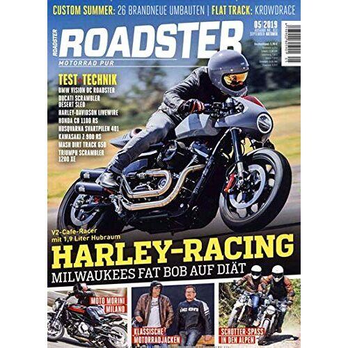ROADSTER MOTORRAD - ROADSTER MOTORRAD 5/2019 - Preis vom 18.10.2020 04:52:00 h