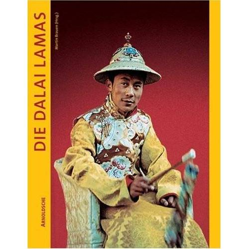 Martin Brauen - Die Dalai Lamas. Tibets Reinkarnationen des Bodhisattva Avalokiteshvara - Preis vom 14.04.2021 04:53:30 h