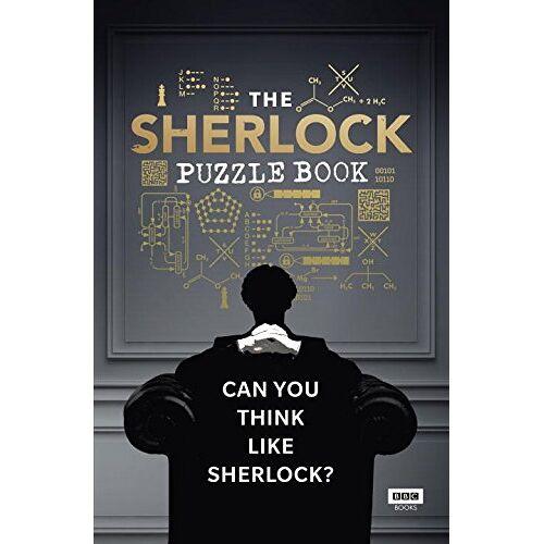 Christopher Maslanka - Sherlock: The Puzzle Book - Preis vom 25.02.2021 06:08:03 h