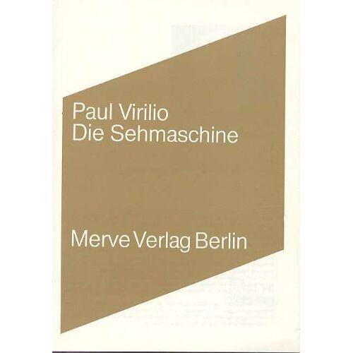 Paul Virilio - Die Sehmaschine - Preis vom 22.01.2020 06:01:29 h