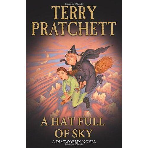 Terry Pratchett - A Hat Full of Sky: Discworld Novel 32 (Discworld Novels) - Preis vom 21.10.2020 04:49:09 h