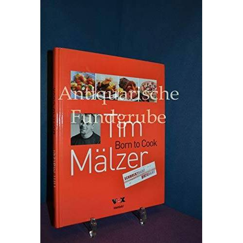 Mälzer Tim und Jan-Peter Westermann - Born to cook. - Preis vom 21.01.2021 06:07:38 h
