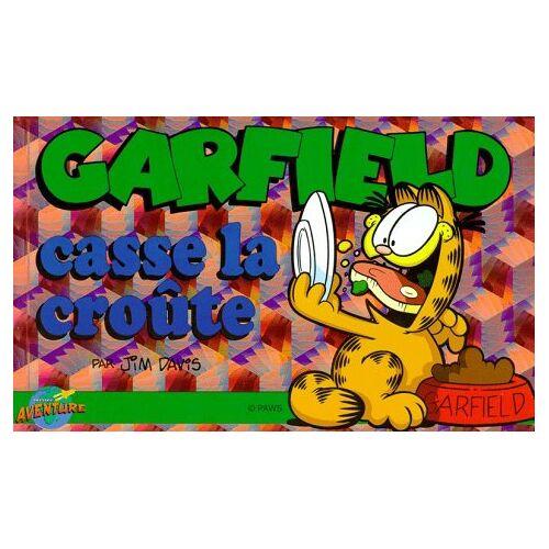 Jim Davis - Garfield, Tome 6 : Garfield casse la croûte (BD Garfield (P.) - Preis vom 06.09.2020 04:54:28 h