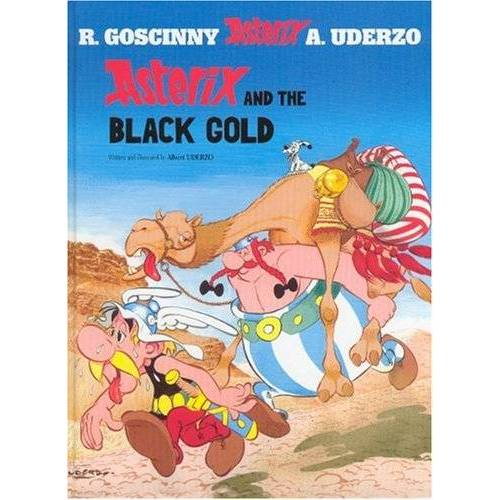 - Asterix, 26. Asterix and the Black Gold (Asterix (Orion Hardcover)) - Preis vom 05.09.2020 04:49:05 h