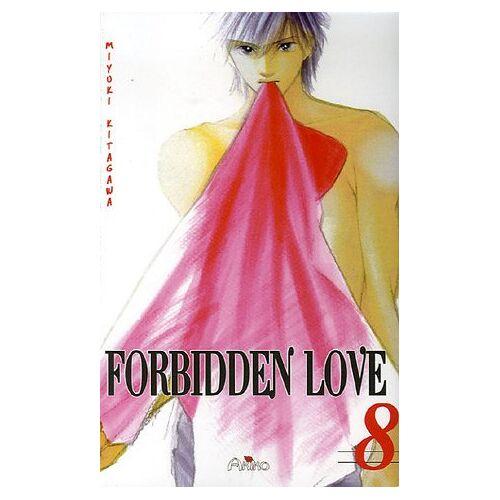 Miyuki Kitagawa - Forbidden Love, Tome 8 : - Preis vom 21.10.2020 04:49:09 h
