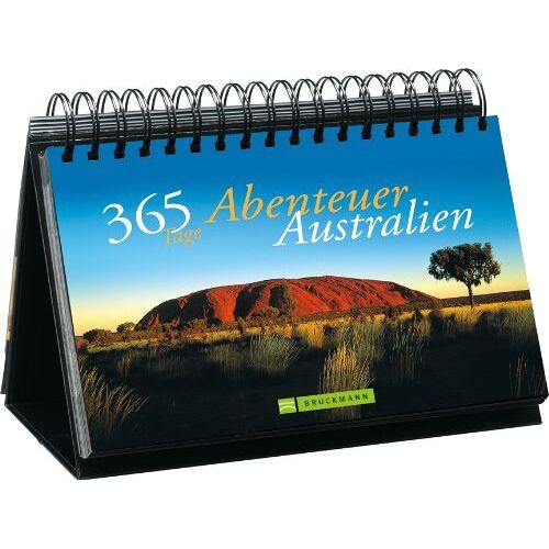 Drecoll, Henno und Katrin - 365 Tage Abenteuer Australien - Tischaufsteller - Preis vom 20.10.2020 04:55:35 h
