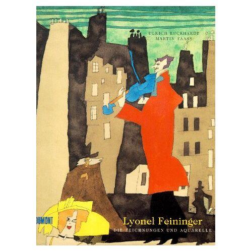Lyonel Feininger - Lyonel Feininger, Die Zeichnungen und Aquarelle - Preis vom 09.05.2021 04:52:39 h