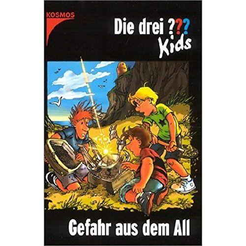 Ulf Blanck - Die drei Fragezeichen-Kids, Bd.14, Gefahr aus dem All - Preis vom 23.10.2020 04:53:05 h