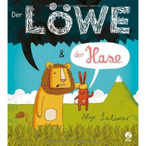 Alex Latimer - Der Löwe und der Hase - Preis vom 21.01.2021 06:07:38 h