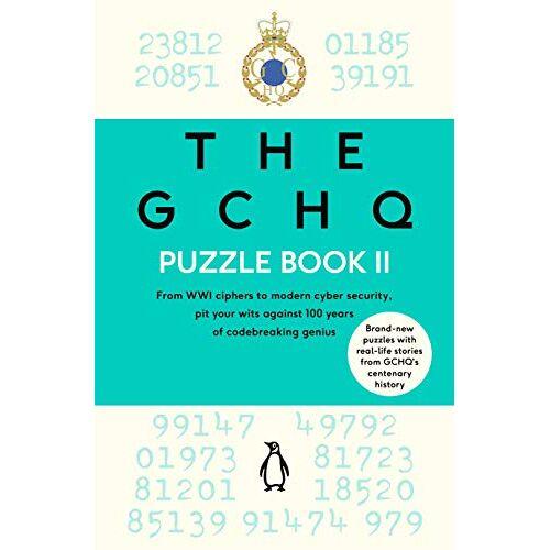 GCHQ - The GCHQ Puzzle Book II (Puzzle Books) - Preis vom 04.12.2019 05:54:03 h