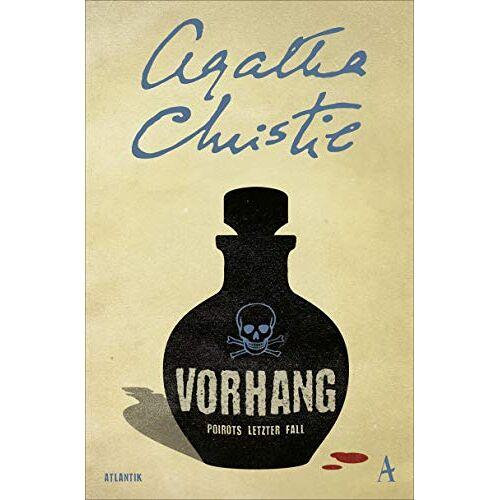 Agatha Christie - Vorhang: Poirots letzter Fall - Preis vom 20.10.2020 04:55:35 h