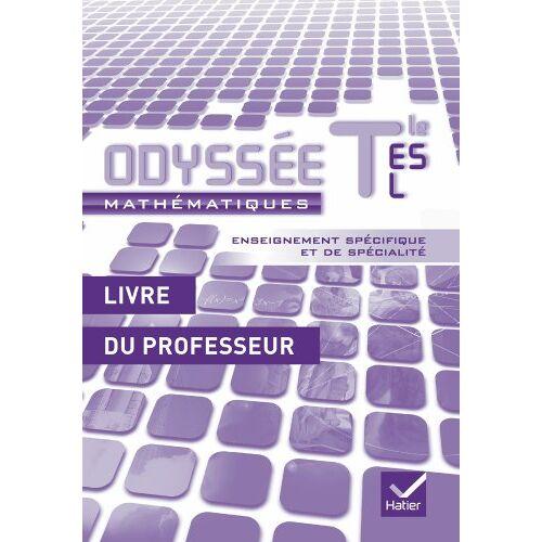 Eric Sigward - Mathématiques Tle ES-L : Livre du professeur - Preis vom 21.10.2020 04:49:09 h
