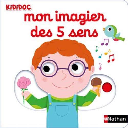 - Mon Imagier des 5 sens (IMAGIERS KIDIDOC) - Preis vom 01.03.2021 06:00:22 h