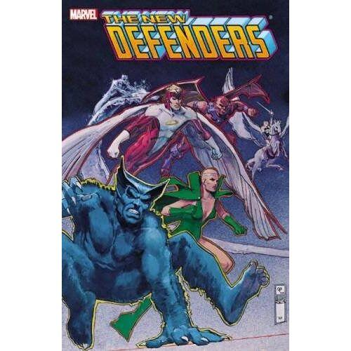 J.M. DeMatteis - New Defender - Volume 1 - Preis vom 25.02.2021 06:08:03 h