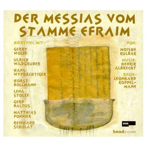 Moische Kulbak - Der Messias vom Stamme Efraim, 1 Audio-CD - Preis vom 15.05.2021 04:43:31 h