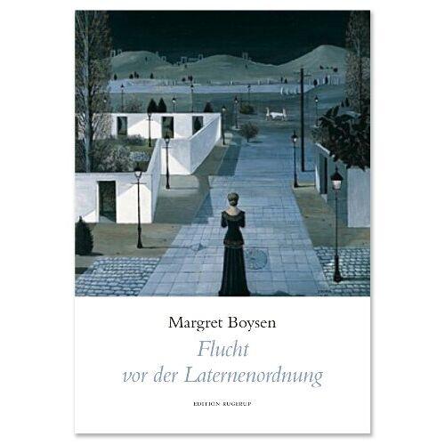 Margret Boysen - Flucht vor der Laternenordnung: Gedichte - Preis vom 20.10.2020 04:55:35 h
