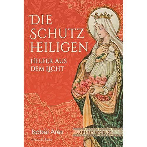 Isabel Arés - Die Schutzheiligen: Helfer aus dem Licht - 50 Karten mit Buch - Preis vom 17.04.2021 04:51:59 h