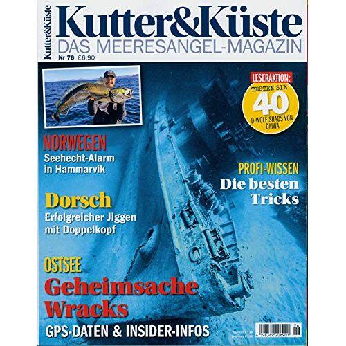 Kutter & Küste - Kutter & Küste 76/2019 Geheimsache Wracks - Preis vom 28.02.2021 06:03:40 h