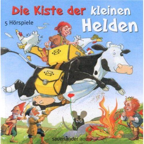 Leo Lionni - Die Kiste der kleinen Helden: 5 Hörspiele - Preis vom 20.10.2020 04:55:35 h